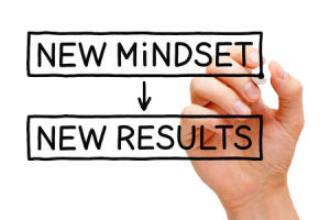 """""""To get a different result, start with a new mindset"""" says Business Coach Dianne Dawson."""