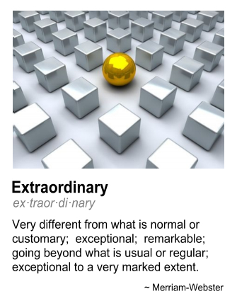 Dedicated To Small Business Owners Building Extraordinary Businesses